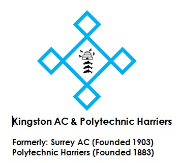 Kingston Athletics Club and Polytechnic Harriers logo